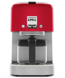 KENWOOD kMix kaffebryggare röd | kaffe-rep