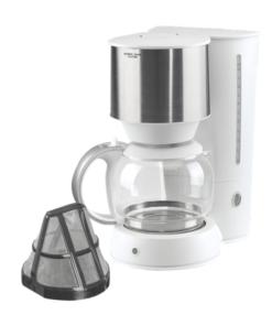 NORDIC HOME CULTURE God Morgon kaffebryggare, rostfritt stål
