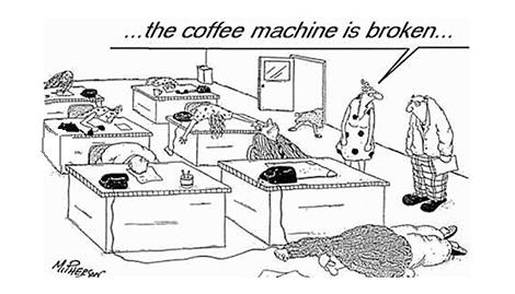koffeinbrist på jobbet|kaffe-rep.se