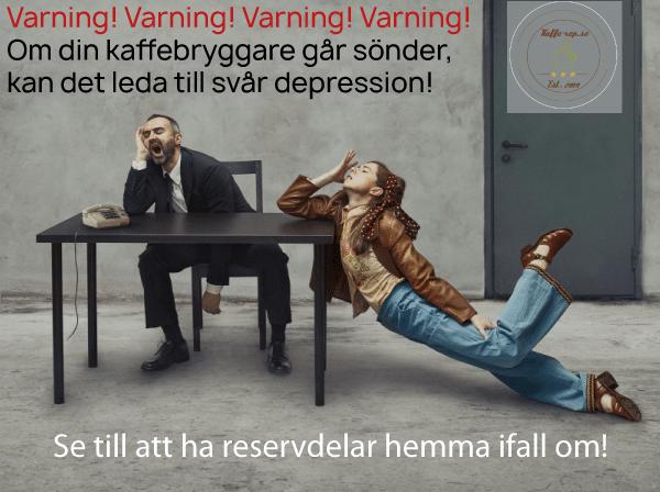 trött på grund av kaffebrist|kaffe-rep.se