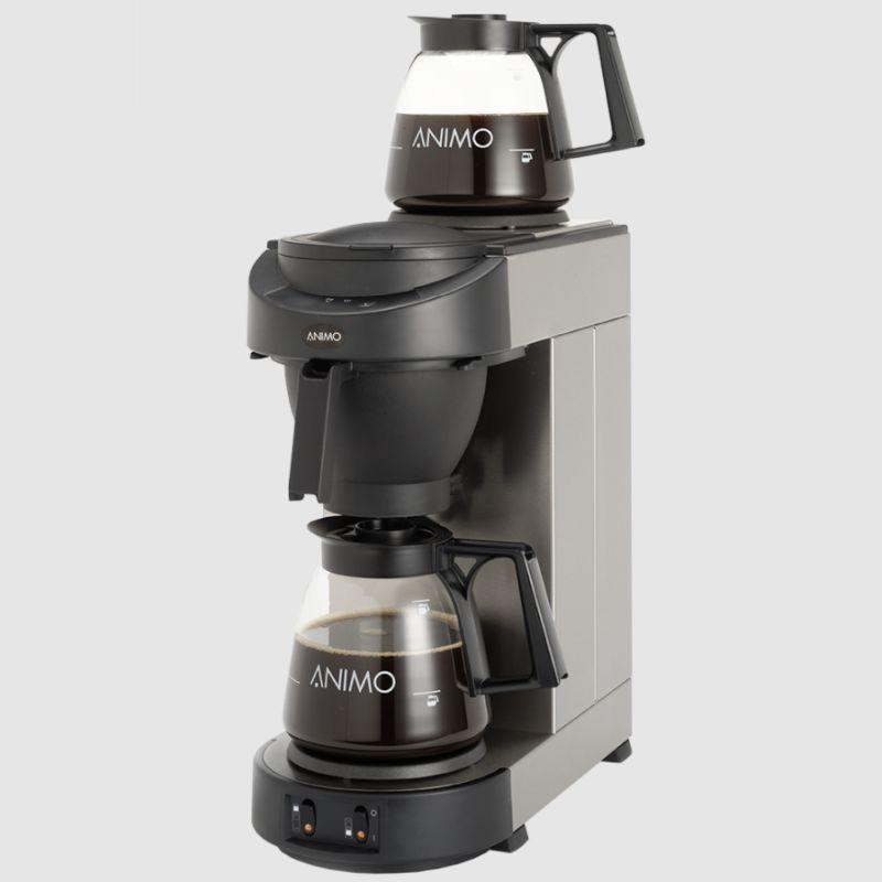 Animo M100 Kaffebryggare Svart